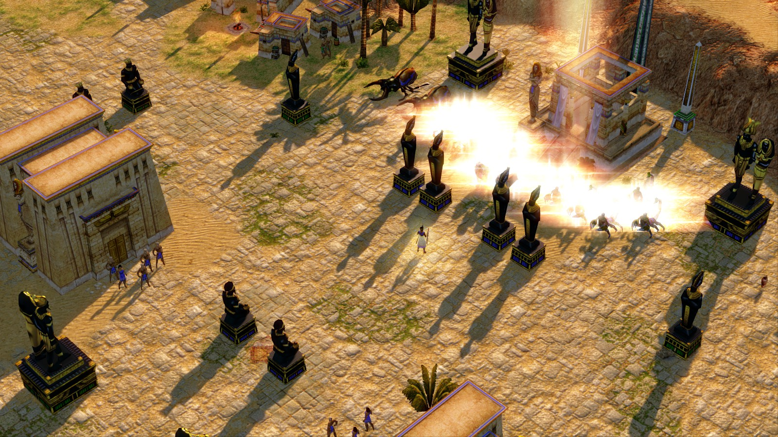 Age of Mythology Free Download Features: