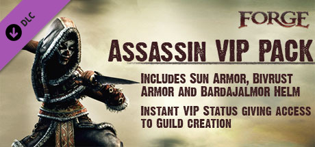 Forge - Assassin VIP Pack