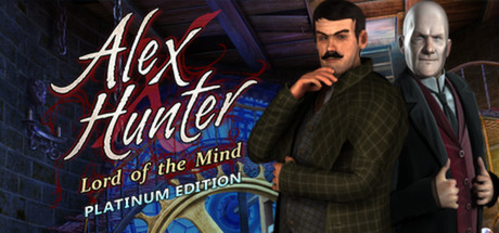 Alex Hunter Lord of the Mind Platinum Edition