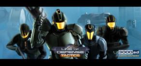 Line Of Defense Tactics - Tactical Advantage cover art