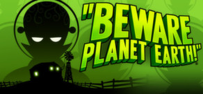 Beware Planet Earth cover art