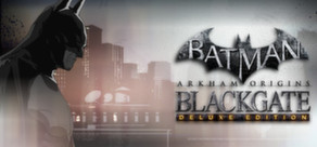 Batman™: Arkham Origins Blackgate - Deluxe Edition cover art