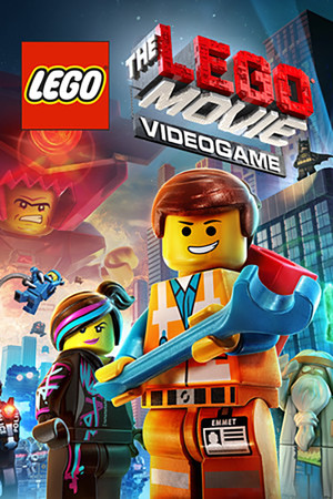 The LEGO Movie - Videogame poster image on Steam Backlog