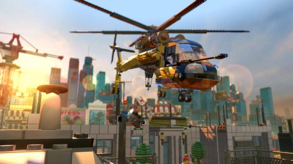 скриншот The LEGO Movie - Videogame 4
