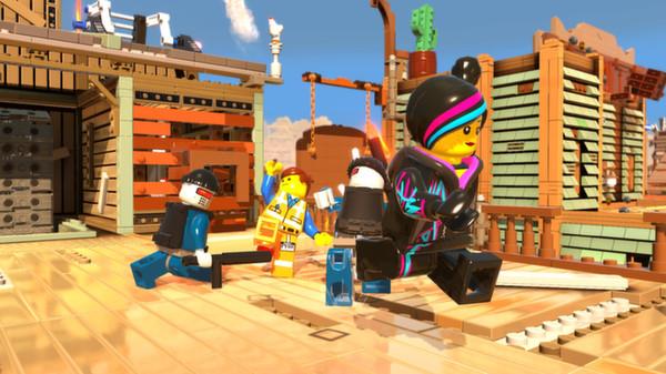 скриншот The LEGO Movie - Videogame 0