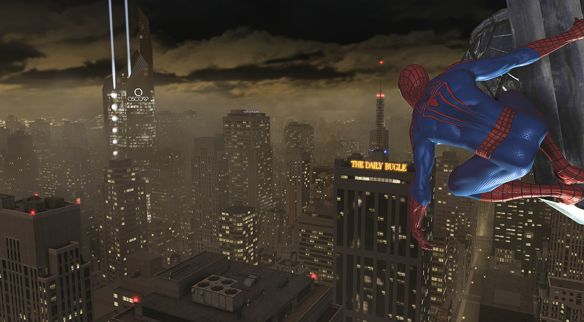 the amazing spider man 2 game pc download utorrent