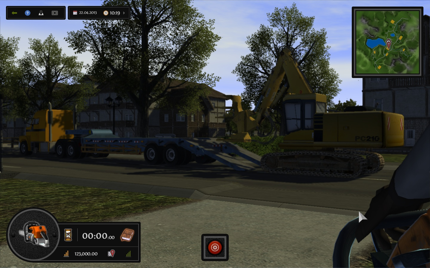woodcutter simulator 2011 demo