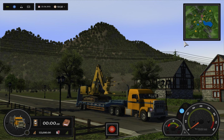 woodcutter simulator 2011 demo