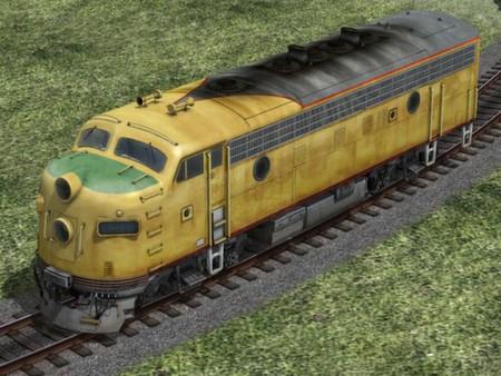скриншот US Diesel Locomotives - Set 1 0
