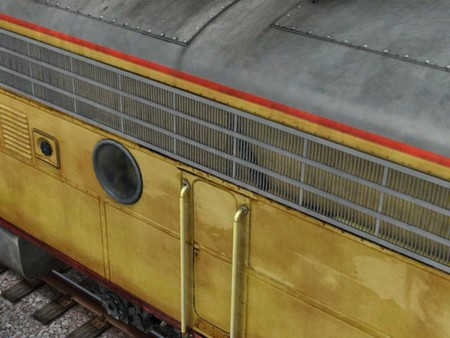 скриншот US Diesel Locomotives - Set 1 4