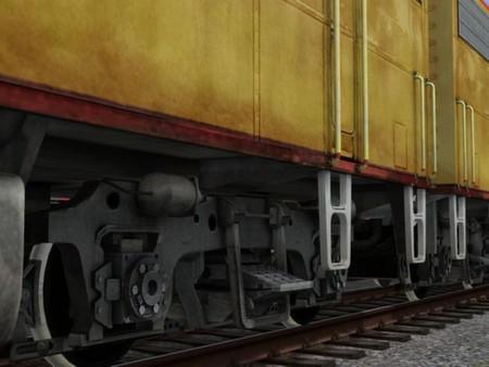 скриншот US Diesel Locomotives - Set 1 1