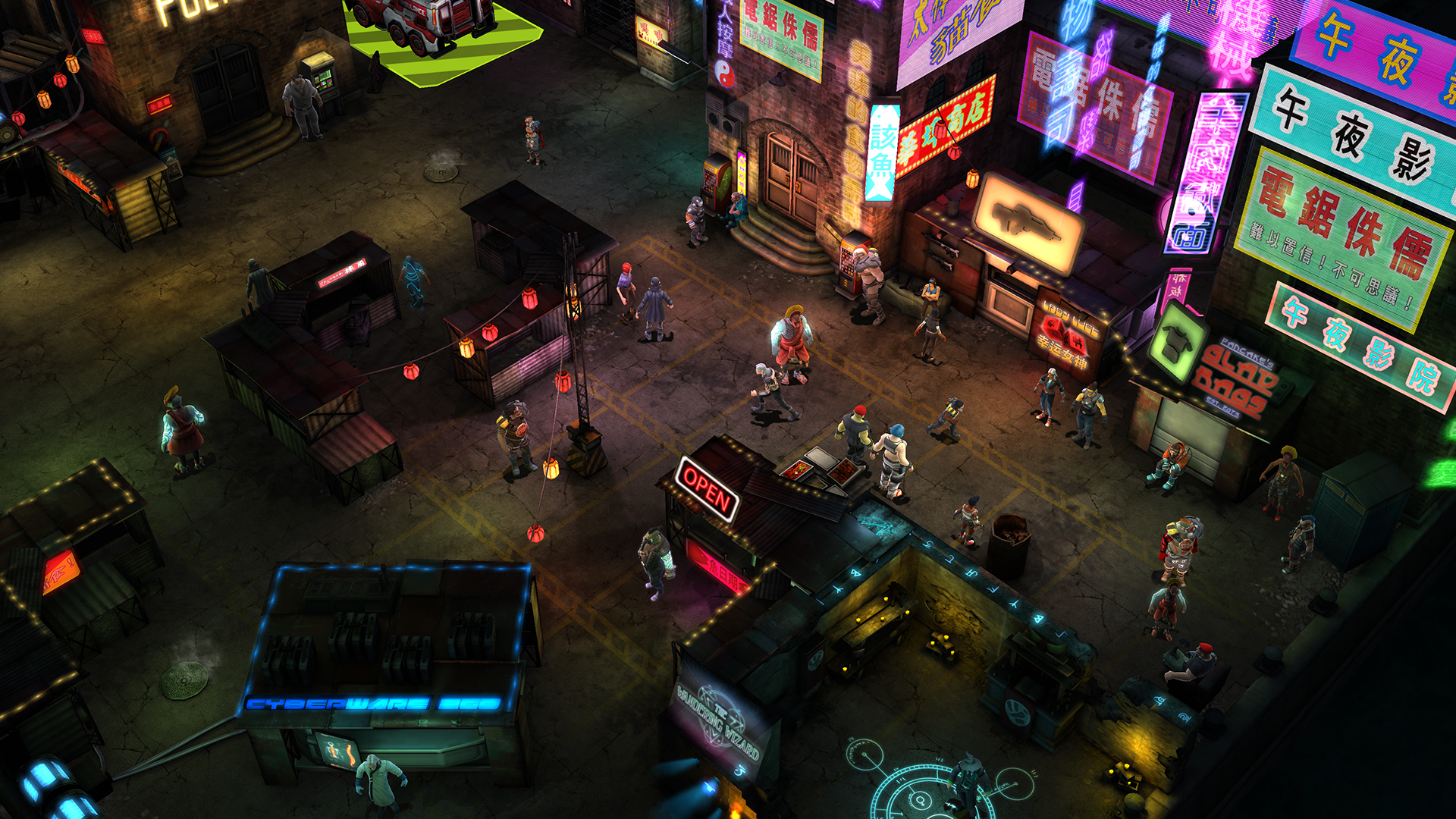 Shadowrun Chronicles - Boston Lockdown on Steam