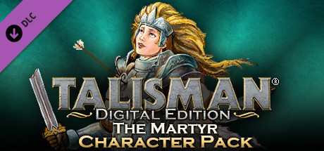 Talisman - Character Pack #5 - Martyr