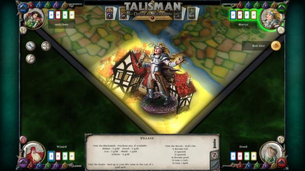 скриншот Talisman - Character Pack #5 - Martyr 2
