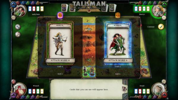скриншот Talisman - Character Pack #5 - Martyr 3