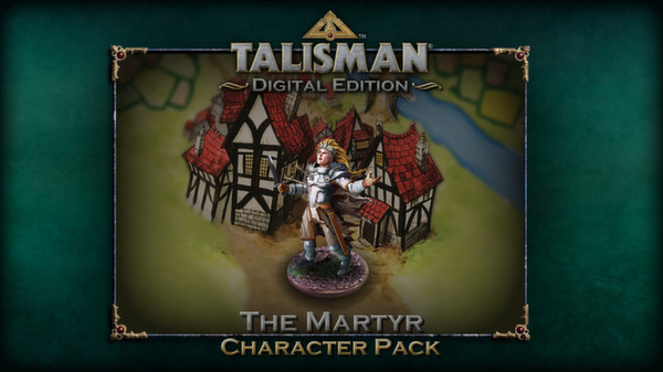 скриншот Talisman - Character Pack #5 - Martyr 4
