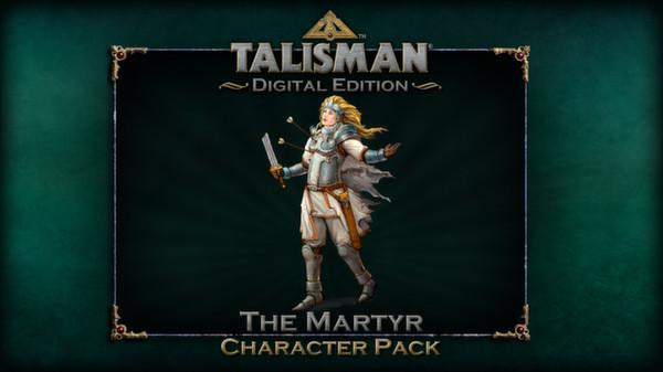 скриншот Talisman - Character Pack #5 - Martyr 0