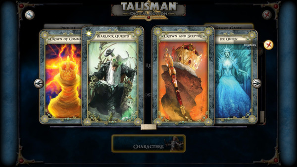 скриншот Talisman - The Frostmarch Expansion 5