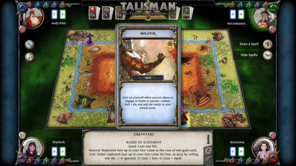 скриншот Talisman - The Frostmarch Expansion 4