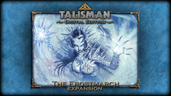 скриншот Talisman - The Frostmarch Expansion 0