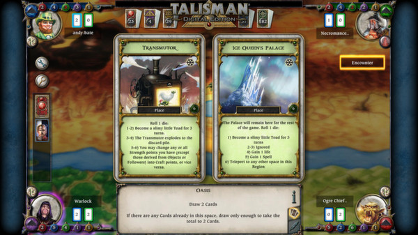 скриншот Talisman - The Frostmarch Expansion 2