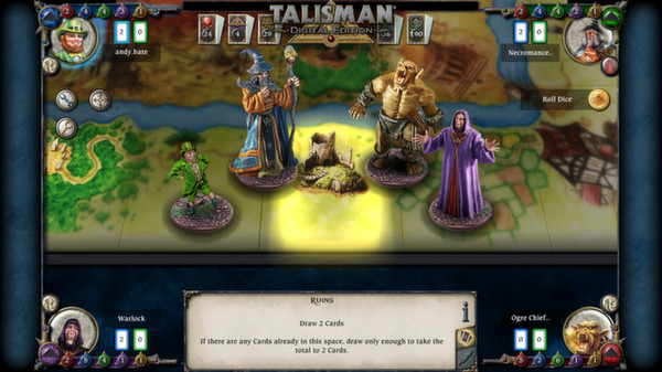 скриншот Talisman - The Frostmarch Expansion 1