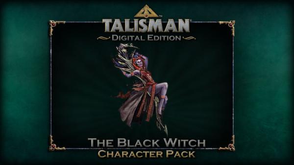скриншот Talisman - Character Pack #7 - Black Witch 4
