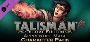 Talisman - Character Pack #8 - Apprentice Mage