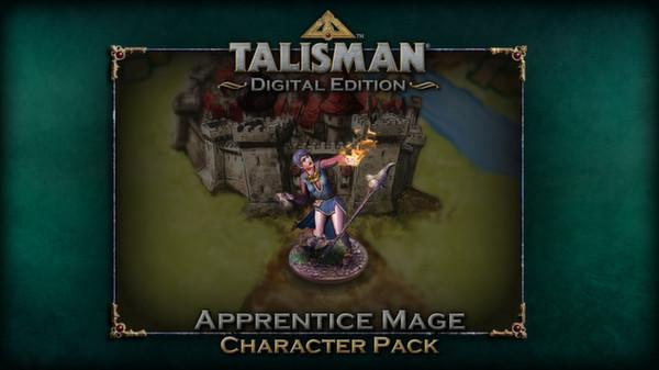 скриншот Talisman - Character Pack #8 - Apprentice Mage 0