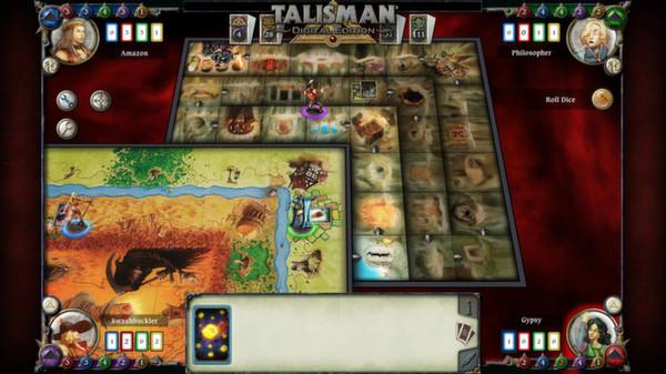 скриншот Talisman - The Dungeon Expansion 2