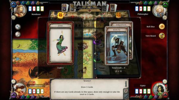 скриншот Talisman - The Dungeon Expansion 5