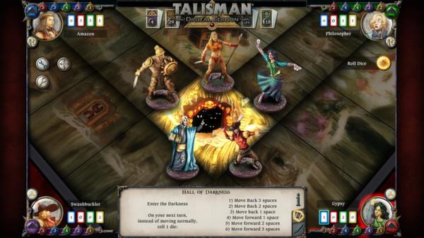 скриншот Talisman - The Dungeon Expansion 1