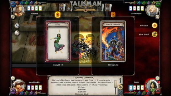 скриншот Talisman - The Dungeon Expansion 3