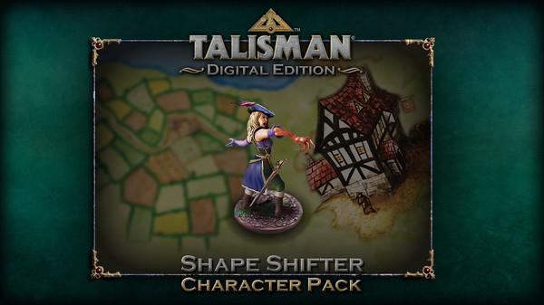 скриншот Talisman - Character Pack #9 - Shape Shifter 1