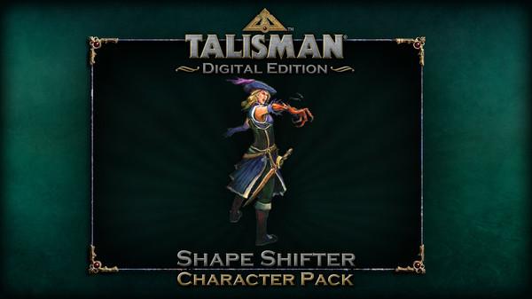 скриншот Talisman - Character Pack #9 - Shape Shifter 0