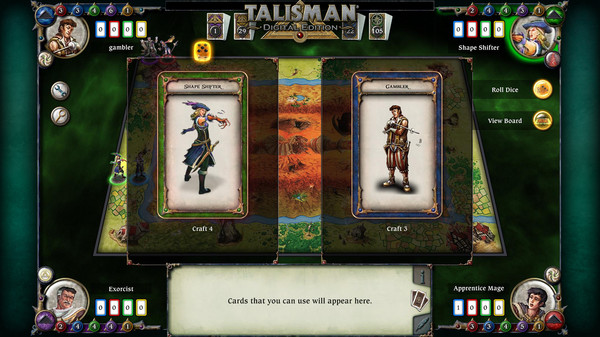 Talisman - Character Pack #9 - Shape Shifter
