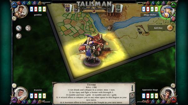 скриншот Talisman - Character Pack #9 - Shape Shifter 3