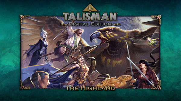 Talisman - The Highland Expansion