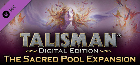 Talisman - The Sacred Pool Expansion cover art
