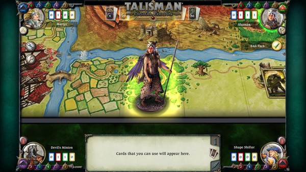 Talisman - Character Pack #10 - Shaman