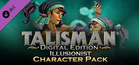 Talisman: Digital Edition - Illusionist Character Pack 2015 pc game Img-1