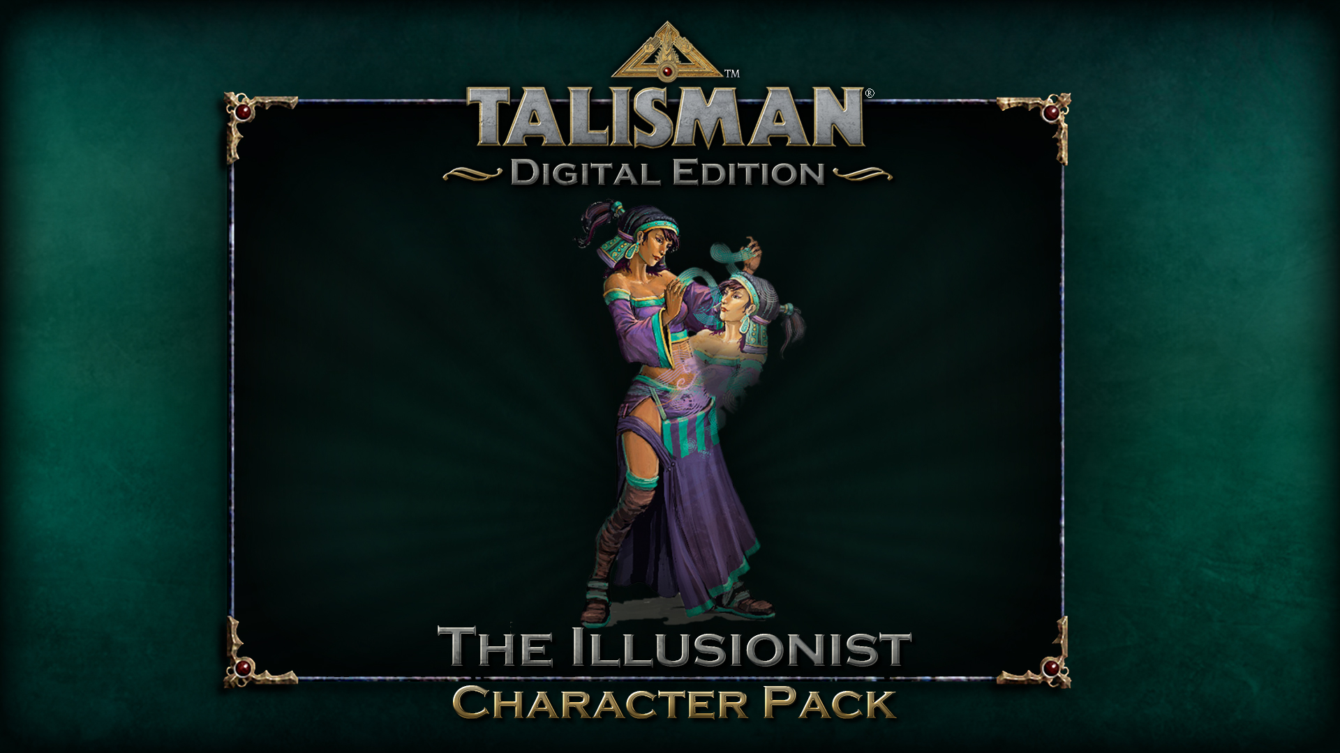 Talisman: Digital Edition - Illusionist Character Pack 2015 pc game Img-4