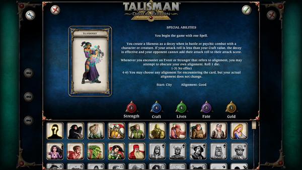 скриншот Talisman - Character Pack #11 - Illusionist 2