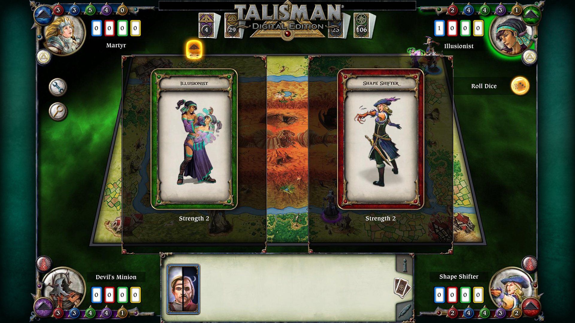 Talisman: Digital Edition - Illusionist Character Pack 2015 pc game Img-3