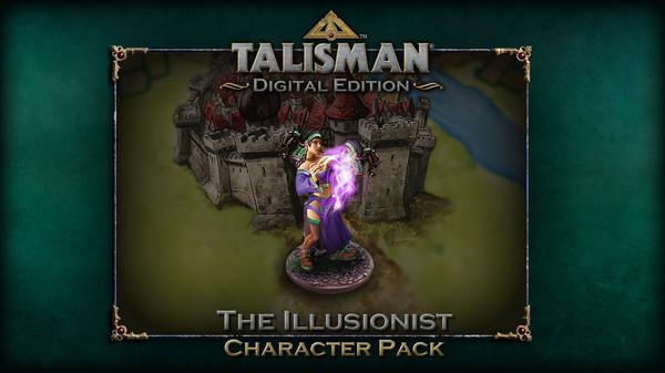 скриншот Talisman - Character Pack #11 - Illusionist 1