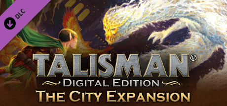 Talisman - The City Expansion cover art