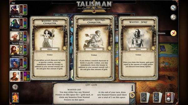 скриншот Talisman - The City Expansion 4