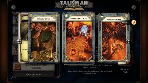скриншот Talisman - The City Expansion 3