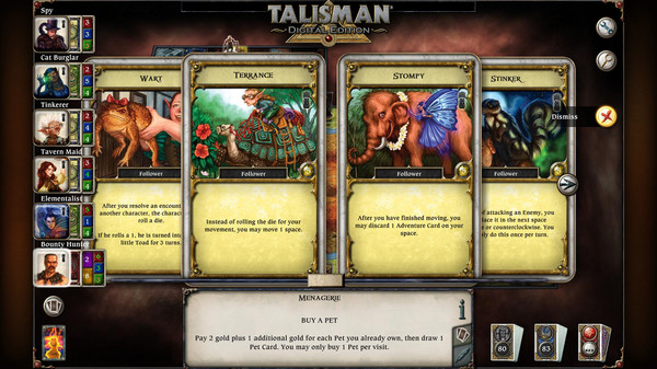 скриншот Talisman - The City Expansion 5