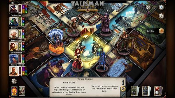 скриншот Talisman - The City Expansion 0